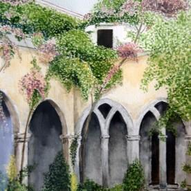 Binnenplaats Sorrento