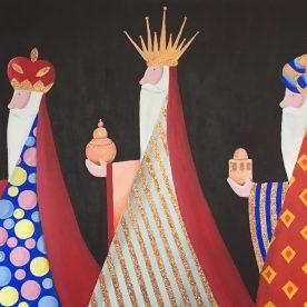 Drie koningen 115b x 75h