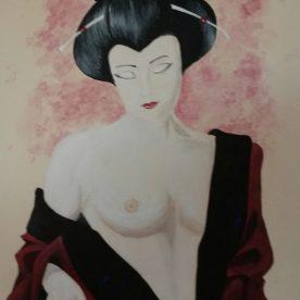 Geisha 50h x 40h